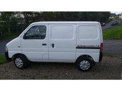 Suzuki carry van for Sale in the UK