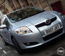 Toyota Auris for Sale UK Free Classified Ads
