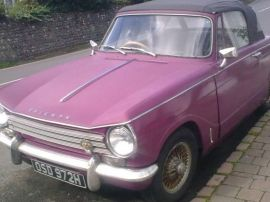Triumph Herald pre 1970 for Sale at UK Free Classified Ads