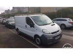 Vauxhall Vivaro 19 DTi 2700 SWB 54 Van for Sale in the UK