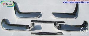 Volvo P1800 Jensen Cow Horn (19611963) bumpers