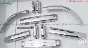 Volvo PV 544 Euro Version Bumper Kit