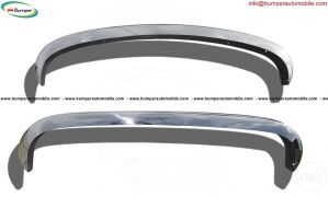 VW Type 3 stainless steel bumper (19701973)