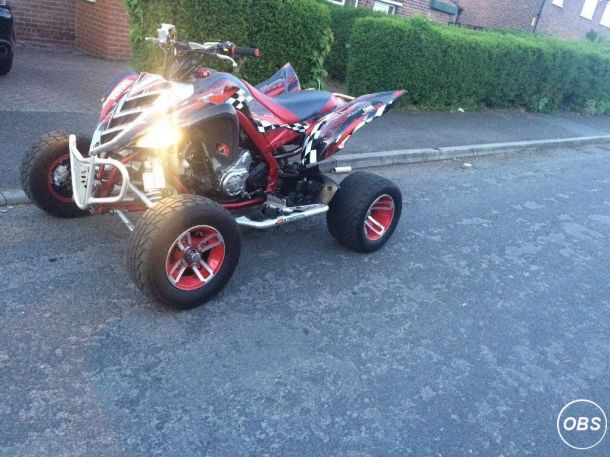 Yamaha RAptor R700 for Sale in the UK Free Classified Ads