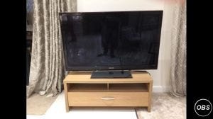 55 inch LED SMART SAMSUNG TV for Sale in the UK
