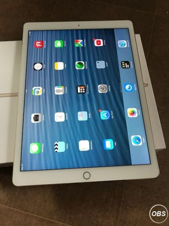 Apple iPad Pro 129 Inch Gold 128GB for Sale in the UK Free Classified Ads