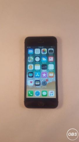 Apple iPhone 5S 16GB UNLOCKED Space Grey for Sale in the UK Free Ads