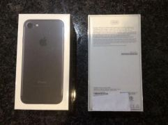 Apple iPhone 7 32 GB Unlocked Black Available at UK Free Classified Ads