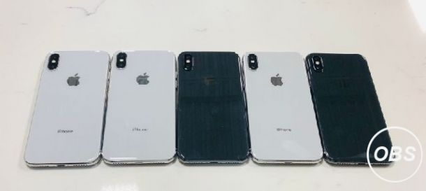 Apple iPhone X Mixed GBs Carrier Unlocked PhoneCheck Certified 5 Units For Sale in UK