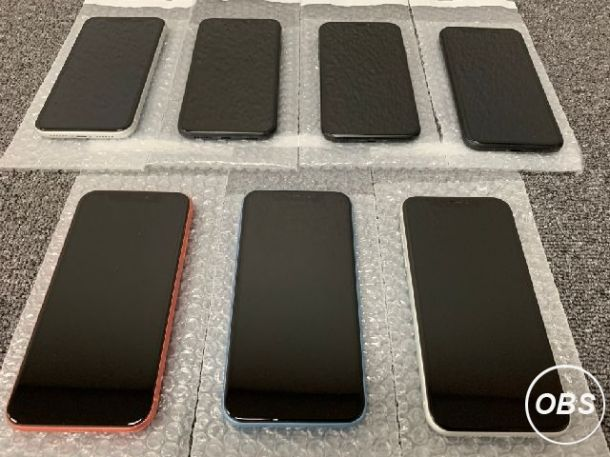 B Grade Apple iPhone XR 128GB Carrier Unlocked 7 Units For Sale in UK Free Ads