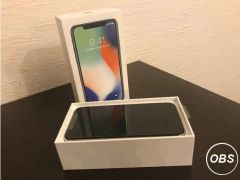 Buy Cheap IPHONE X SILVER 64 GB for Sale in the UK
