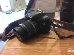 Canon 550D EOS Camera for Sale in the UK
