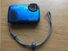 Canon Powershot D30 waterproof camera for Sale in the UK