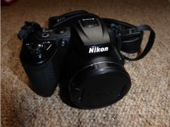 Cheap Nikon Coolpix L120 Digital Camera for Sale in the UK