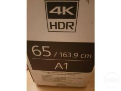 Cheapest Sony Bravia 65 A1 for Sale in the UK