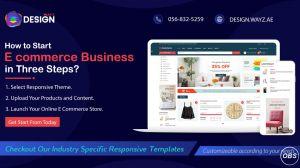 E COMMERCE WEBSITE SOLUTION  START ONLINE SHOP