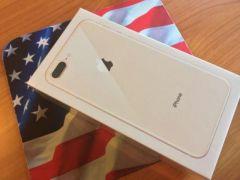 Factory Unlocked Apple iPhone 8 or 8 PPLUS 256GB