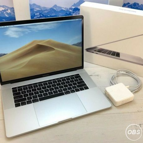 For Apple Macbook Pro I7 2018 Laptops 15inch Hard 256GB