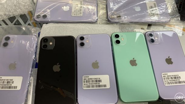 For Sale Iphone 11 64gb Replacement Kit  Warranty Til Aug 2021 in UK