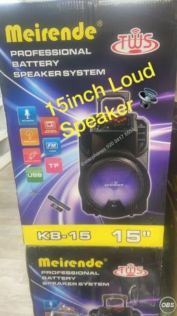 For Sale Meirende 15inch Loud Speaker in UK