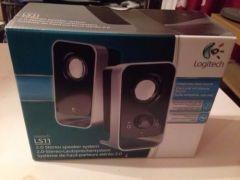 For Sale Stereo Speaker System Logitech in UK