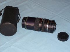 Hanimex 80200mm tele lens for Sale in the UK