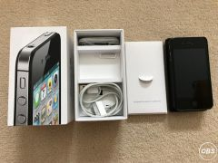 iPhone 4S 32GB Black Unlocked for Sale at UK Free Classified Ads