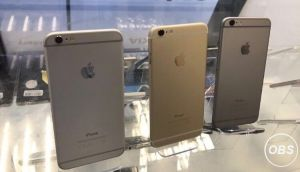 iPHONE 6 PLUS 128GB WITH SHOP RECEIPT WARRANTY ALL COLOURS and NETWORKS GOOD CONDITION