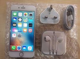 IPHONE 6 WHITE VISIT MY SHOPP  UNLOCKED  64 GB GRADE A  WARRANTY  RECEIPT