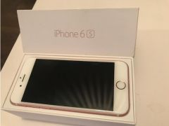 iPhone 6s Rose Gold for Sale in the UK