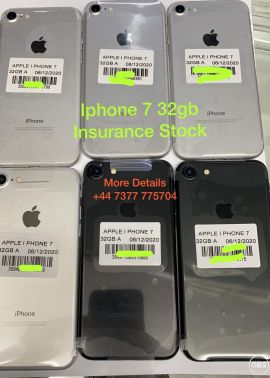 iPhone 7 32gb Insurance Stock For Sale in UK
