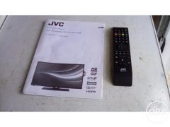JVC FLATSCREEN TELEVISION for Sale in the UK