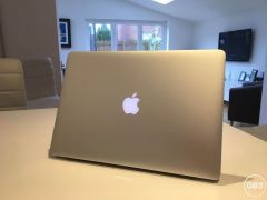 Macbook Pro 154 Inch Retina Display i7 25GHZ 16 GB Ram 2GB Radeon R9 Graphics