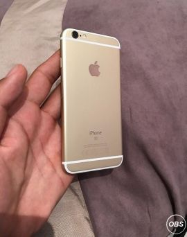NEW APPLE IPHONE 6S 16GB WHITE and GOLD UNLOCKED UK