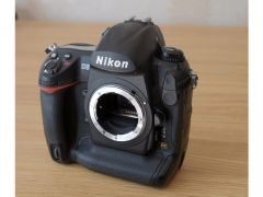 Nikon D3 DSLR Camera Body for Sale in UK