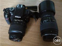 Nikon D5200i for Sale in the UK