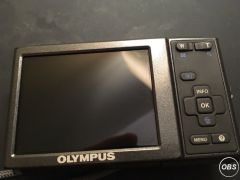 Olympus x 44 Digital camera for Sale in the UK