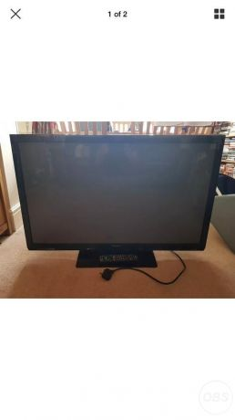Panasonic viera 42 inch hd thin plasma tv with built in freeview hd bargain Sale