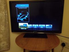Panasonic Viera and LG 32 inch LED TV for sale