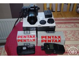 Pentax Camera Kit for Sale in the UK