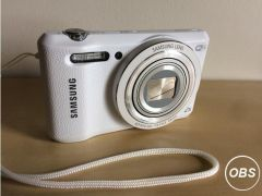 Samsung camera WB36F for sale for Sale in the UK