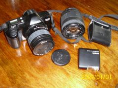 SLR Camera in Very Good Condition Available at UK Free Classified Ads