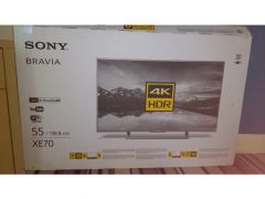 Sony Bravia 55inch 4k smart HDR for Sale in the UK