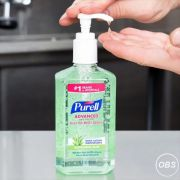 Dettol Instant and Purell Advanced Hand Sanitizer Gel For Sale