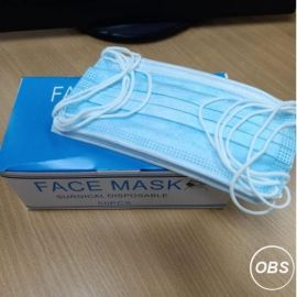 N95 Medical Face Mask Respirator for Virus Protection in stock