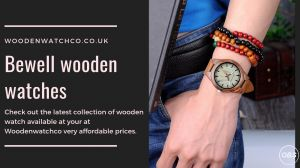 Wooden watches for men's and women's Woodenwatchco