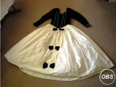 Beautiful Unusual style wedding dress for Sale in the UK