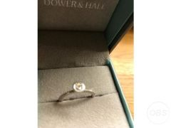 Buy Cheap Stunning diamond ring Dower for Sale in the UK
