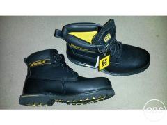 CAT Caterpillar Holton Steel Toe Cap Boots for Sale in the UK