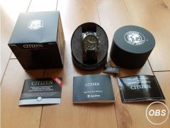 Citizen EcoDrive Chronograph Watch for Sale in the UK